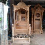 Harga Mimbar Masjid Jepara Kayu Jati