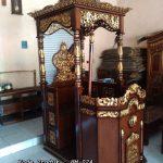 Mimbar Masjid Podium Kubah Jepara