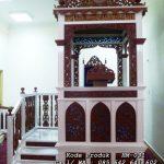Mimbar Masjid Ukiran Mewah Besar